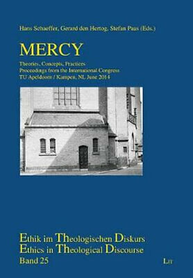 NEW Mercy By Hans Schaeffer Paperback Free Shipping
