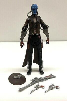 """Star Wars The Clone Wars Collection Cad Bane 3.75"""" Action Figure LOOSE COMPLETE"""