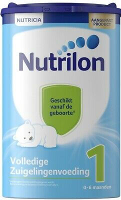 100% Original Dutch Baby Powder, NUTRILON Standard 1..