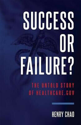 NEW Success or Failure? By Henry Chao Hardcover Free Shipping
