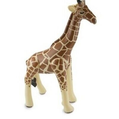 Inflatable Giraffe Balloon Large Birthday Party Accessory Animal Theme