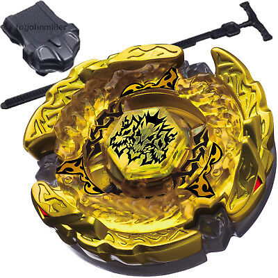 Toupie Beyblade Metal Masters 4D Bb-99 Hades/Hell Kerbecs Bd145Ds Jouet +Lanceur