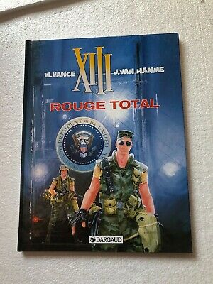 Xiii T5 - Rouge Total - Re 1997