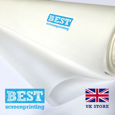 BEST High Quality Screen Printing Mesh 43T / us 110 mesh (x1m) - FAST DELIVERY!