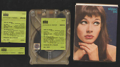 Stereo 8 Silpac 86 Mina Stereo S 95 C3