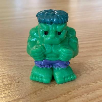Ooshies Marvel series HULK Pencil Topper Figure LIMITED EDITION BOY TOYS GIRLS