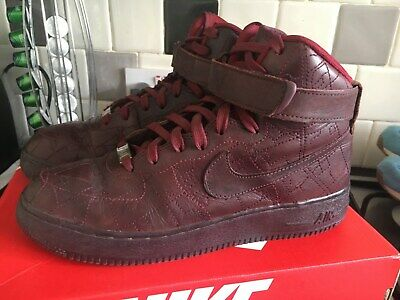 online store d41ee 38d60 Nike Air Force 1 High FW QS Shanghai UK 8 Retro Rare