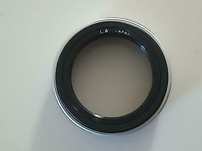 CANON FD (NOT EOS) fit T mount adapter for slide copier or telescope
