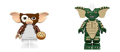 Mini Figurines Gremlins Gizmo Mini Figures Blocks Gremlins Gizmo Compatible Lego