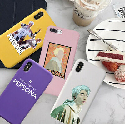 New 2019 KPOP ALBUM BTS MAP OF THE SOUL PERSONA Case Phone Casual Special Gift