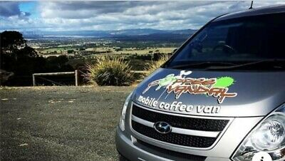 Coffee Van for sale ( Non franchised ) Be Your Own Boss Hyundai I-Load