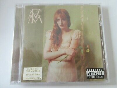 Florence + The Machine* – High As Hope CD