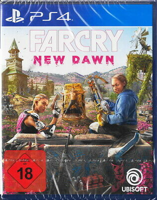 Far Cry New Dawn - PlayStation 4 / PS4 - UNCUT - Ubisoft - NEU & OVP
