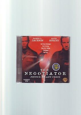 THE NEGOTIATOR - FILM MOVIE VIDEO CD CDi CD-i VCD - FAST POST - COMPLETE - VGC