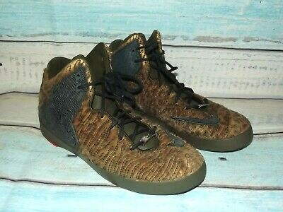 the latest 2ffeb 1ff81 NIKE Lebron XI NSW Lifestyle Leopard Sneakers Mens Size 11