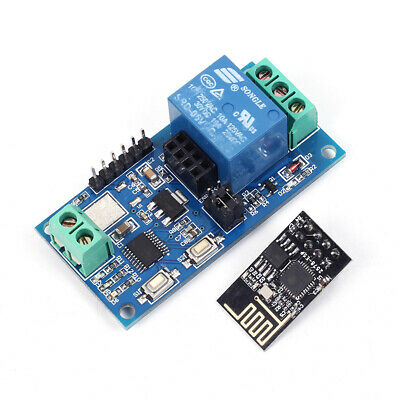 5V ESP8266 WIFI Relay IOT Intelligent Home Mobile APP Remote Control Switch
