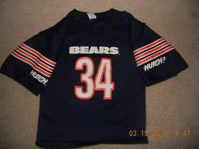 Wholesale WALTER PAYTON #34 Chicago Bears Jersey player shirt $13.99 | PicClick  free shipping