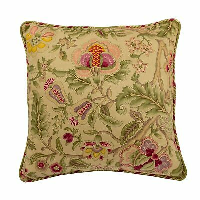 Waverly Imperial Dress Antique 18x18 Decorative Pillow