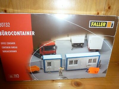 Faller 130132 Bürocontainer Container 2 70x28x33mm Container 2 35x28x33mm NEU OV