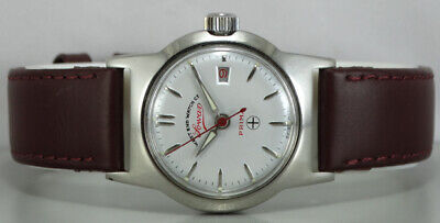 Vintage West End Jawan Winding Swiss Made Wrist Watch R228 Old used antique