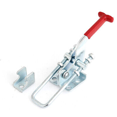 BRH-451 Red Cover Handle 170Kg Capacity Quick Holding Latch Action Toggle Clamp