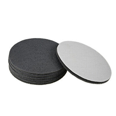 """Scrub Pad, 7"""" 1000 Grits Drill Brush Tile Scrubber Cleaning Scouring Pads 5pcs"""