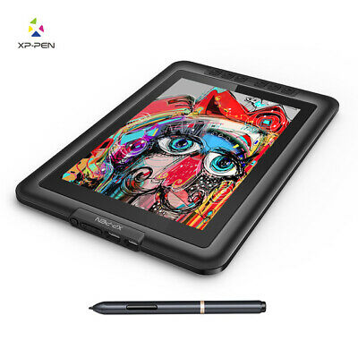 XP-Pen Artist10SV2 Graphic Monitor Pen Display with Metal Drawing Bracket
