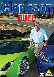 Clarkson - Duel (Top Gear) - Sealed NEW DVD