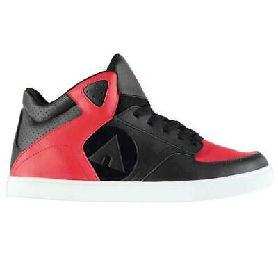 ✅AIRWALK Mens Thrasher Black Red Skate Casual Trainers Shoes New UK Sizes 8-11