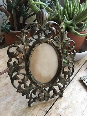 VINTAGE Old Antique Beautiful Ornate Victorian Picture Frame