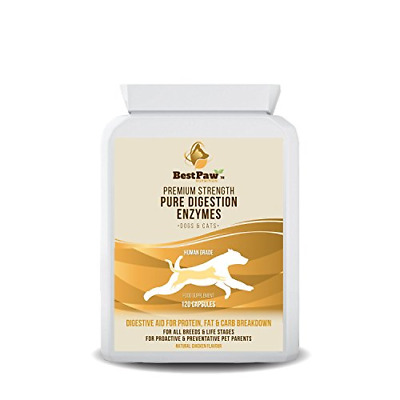 Best Paw Nutrition - Integratore probiotico per Cani e Gatti - Supplemento