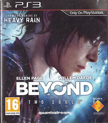 Beyond: Two Souls Sony Playstation 3 PS3 Game