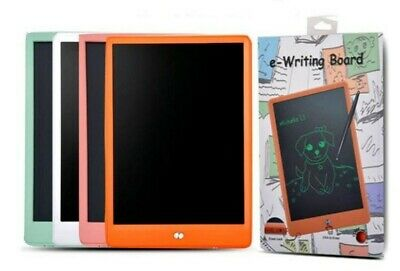 """10"""" LCD Multi Colour E-Writing Tablet Board/Pen Drawing Notepad Digital Graphic"""