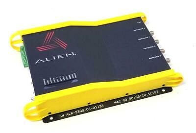 Alien Technology ALR-9800 Enterprise Scalable RFID Reader (2 Available)