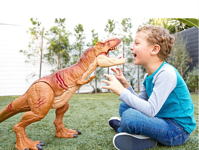 Giant T-Rex Kids Jurassic Park Toy Eat other Toys Colossal Tyrannosaurus Rex NEW