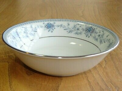 Noritake BLUE HILL Soup, Cereal or Dessert Bowl Contemporary 2482