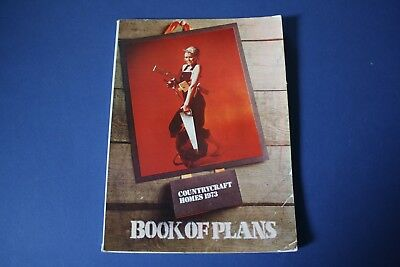 Countrycraft Book Of House Plans 1973 Housebuilder Property Developer Architect