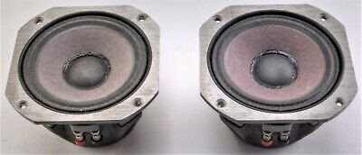 JBL 2105 8-ohm Speaker Professionally Reconed and Reconditioned - Pair