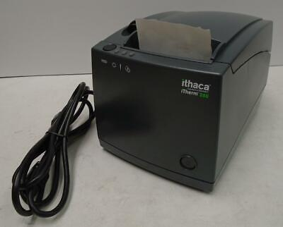 NEW DRIVER: ITHACA USB PRINTER