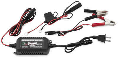 Bike Master Battery Trickle Tender Charger 750MA Arctic Atv Snowmobile
