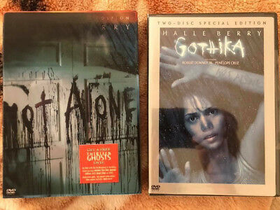 Gothika (DVD 2-Disc Set, Special Edition) LENTICULAR SLIPCOVER FREE SHIPPING