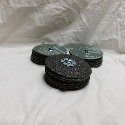 Standard Abrasives Speed Lock Discs Grit 36 (Lot of 25)