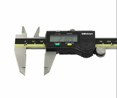 "Mitutoyo Caliper 500-197-20/30 200mm/8"" Absolute Digital Digimatic Vernier Japan"
