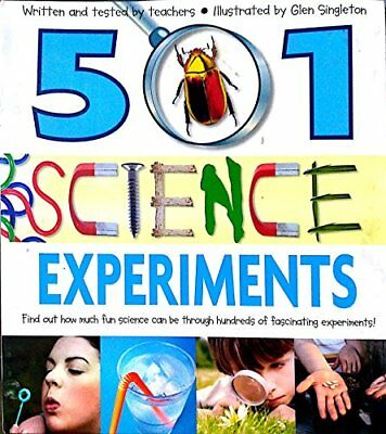 501 Science Experiments 1741577705 The Cheap Fast Free Post