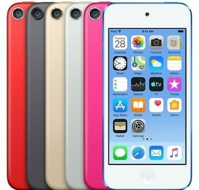 Apple iPod Touch 6th Generation 16GB 32GB 64GB 128GB - Assorted Colors FREE SHIP
