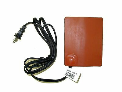 "Kat's 24150 150 Watt 4""x 5"" Universal Hot Pad Heater"