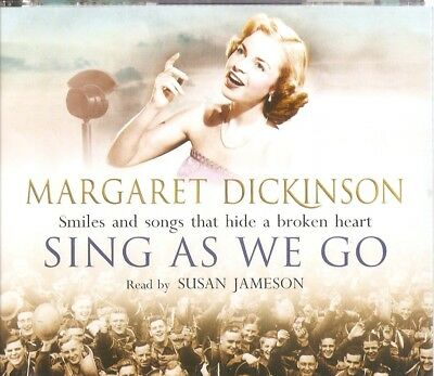 Margaret Dickinson - Sing As We Go (3xCD A/Book 2008)