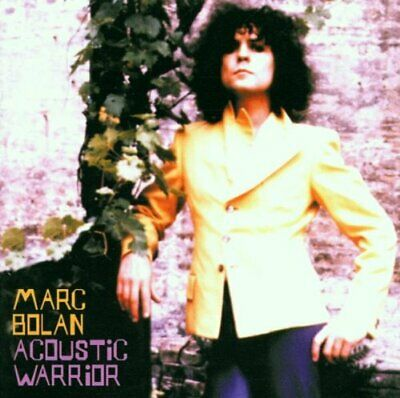 Bolan, Marc - Acoustic Warrior - Bolan, Marc CD MZVG The Cheap Fast Free Post