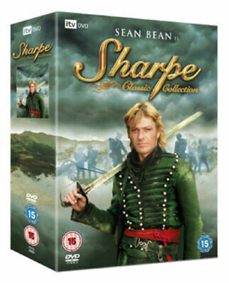 Sharpe DVD Box Set Complete Collection Series 1-5 Includes All Episodes