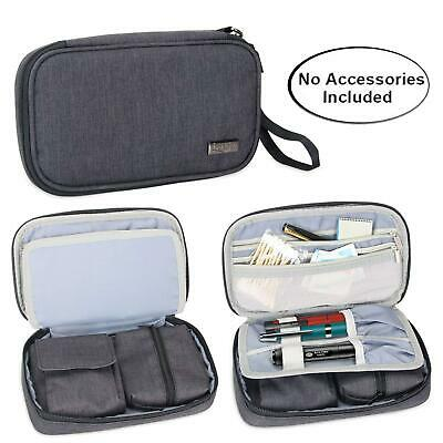 Luxja Diabetic Travel Bag, Storage Case For Glucose Meter And Other Supplies